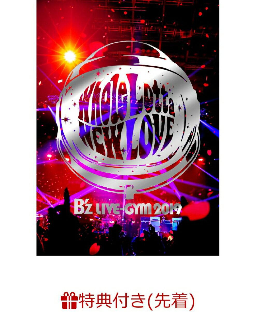 邦楽, ロック・ポップス Bz LIVE-GYM 2019 -Whole Lotta NEW LOVE-(A4) Bz