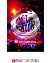 【先着特典】B'z LIVE-GYM 2019 -Whole Lotta NEW LOVE-(A4ク...