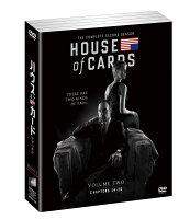 ハウス・オブ・カード 野望の階段 SEASON 2 BOX