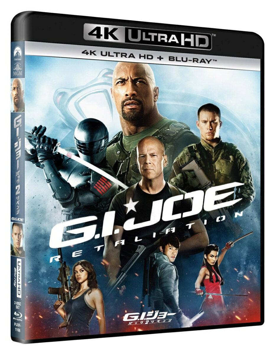 G.I.ジョー バック2リベンジ(4K ULTRA HD + Blu-rayセット)【4K ULTRA HD】画像
