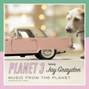 Music from the Planet (Remaster for Japan)画像