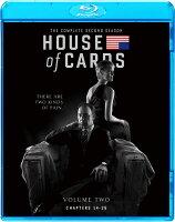 ハウス・オブ・カード 野望の階段 SEASON 2 ブルーレイ コンプリートパック 【Blu-ray】