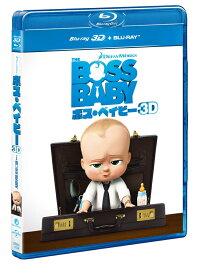 ボス・ベイビー 3D+ブルーレイセット【Blu-ray】