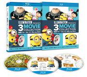 【楽天ブックス限定商品】怪盗グルー 3ムービーBlu-ray BOX【Blu-ray】
