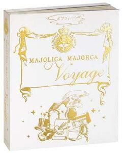 【送料無料】MAJOLICA MAJORCA Voyage【オリジナルミラー(手鏡)&オリジナルキラキラ輝くジェ...