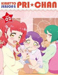 キラッとプリ☆チャン シーズン2 Blu-ray BOX vol.02
