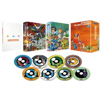 デジモンアドベンチャー02 15th Anniversary Blu-ray BOX 【Blu-ray】