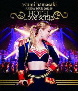 ayumi hamasaki ARENA TOUR 2012 A 〜HOTEL Love songs〜【Blu-ray】画像