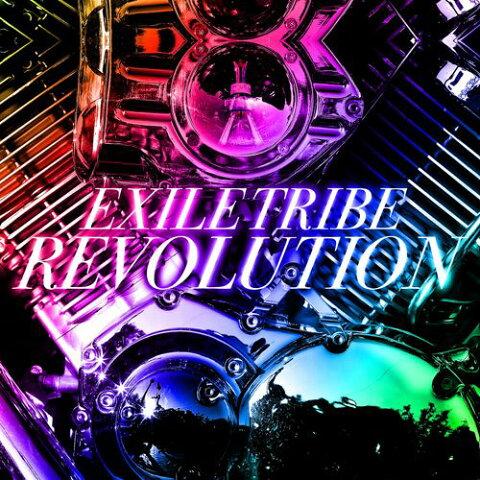 EXILE TRIBE REVOLUTION (CD+DVD) [ EXILE TRIBE ]