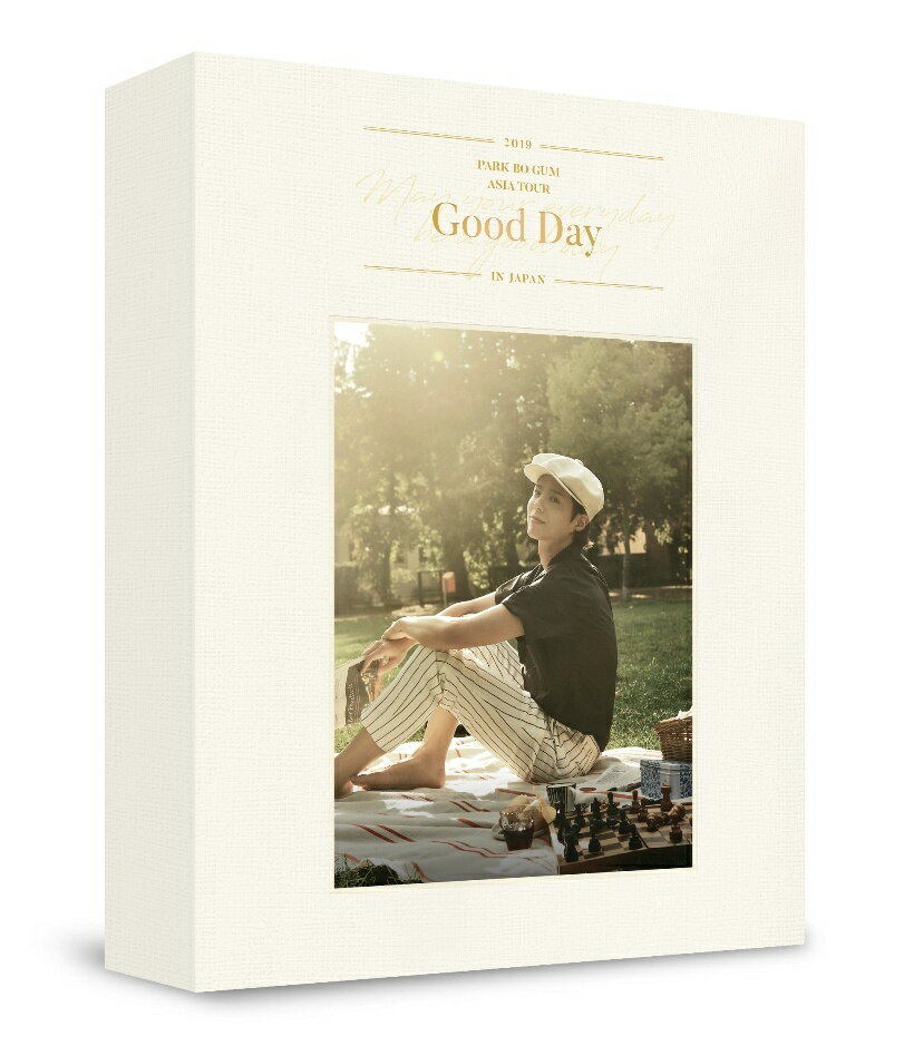 2019 Park Bo Gum Asia Tour in Japan<Good Day:May your everyday be a good day>