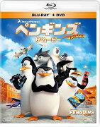 <b>ポイント10倍</b>ペンギンズ FROM マダガスカル ザ・ムービー ブルーレイ&DVD<2枚組>【Blu-ray】