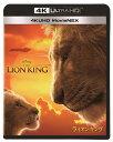 ライオン・キング 4K UHD MovieNEX【4K ULTRA HD】 [ ドナルド・グローヴァー ]