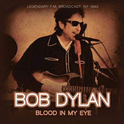 【輸入盤】Blood In My Eye: Fm Broadcast Ny 1993画像