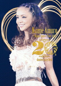 namie amuro 5 Major Domes Tour 2012 〜20th Anniversary Best〜(Blu-ray+2CD)【Blu-ray】画像