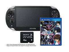 【送料無料】「PlayStation(R)Vita 3G/Wi-Fiモデル クリスタル・ブラック 初回限定版」 + 「機...