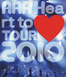 AAA Heart to(黒色ハート記号)TOUR 2010 【Blu-ray】画像