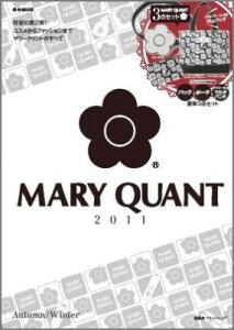 【送料無料】MARY QUANT 2011 Autumn/Winter