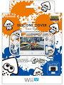 シリコンカバーコレクション for Wii U GamePad スプラトゥーン Type Aの画像