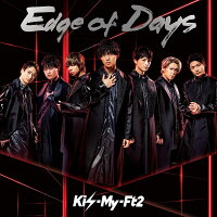 Edge of Days (通常盤)