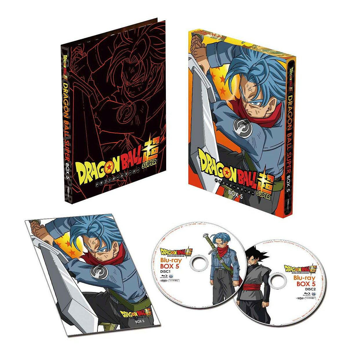 ドラゴンボール超 Blu-ray BOX5【Blu-ray】