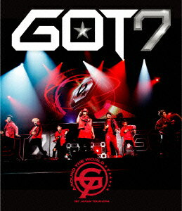"GOT7 1ST JAPAN TOUR 2014 ""AROUND THE WORLD"