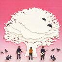 カラオケで人気の春うた 「いきものがかり」の「SAKURA」を収録したCDのジャケット写真。