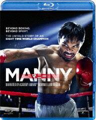 MANNY/マニー【Blu-ray】 [ マニー・パッキャオ ]