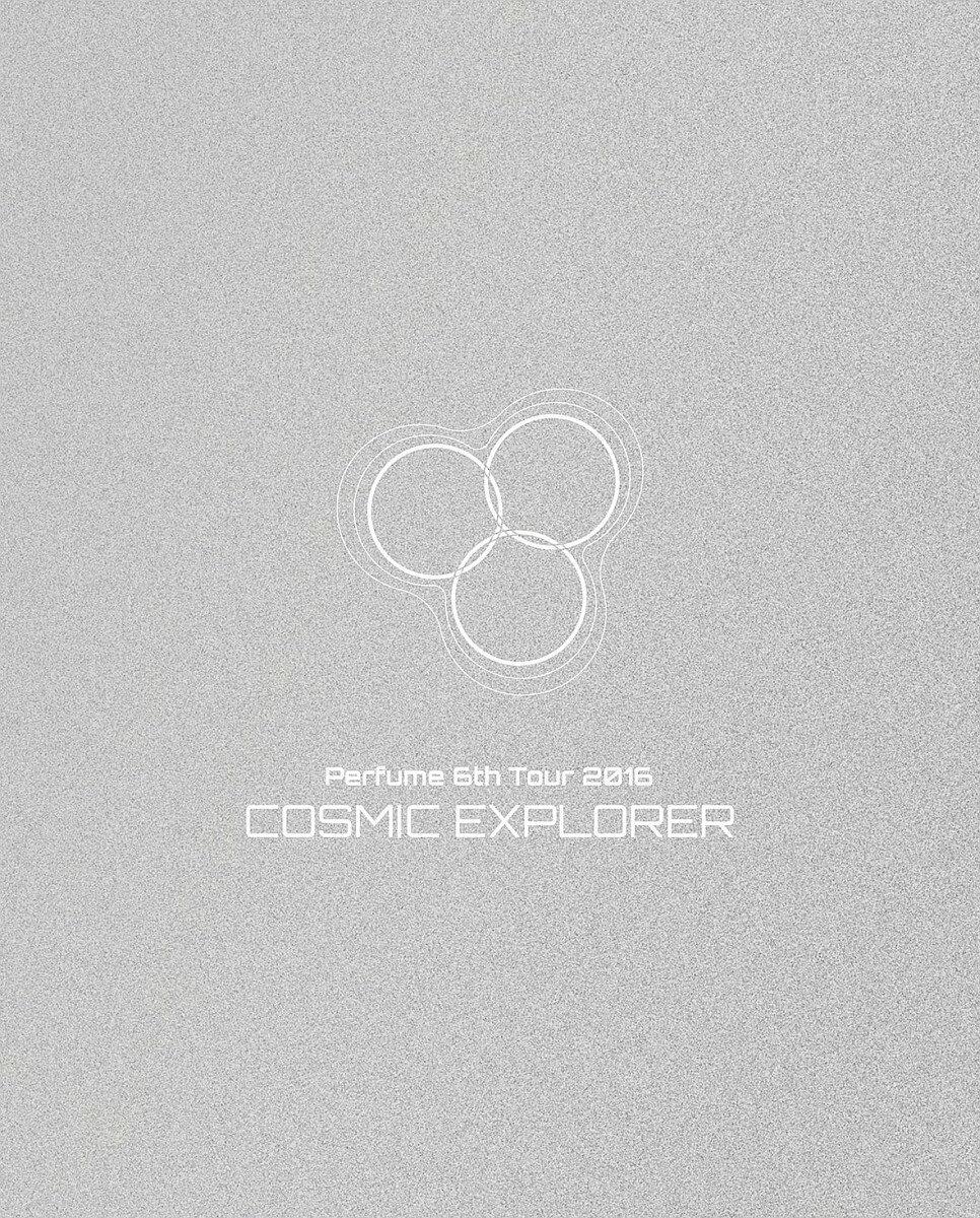 ミュージック, その他 Perfume 6th Tour 2016 COSMIC EXPLORERBlu-ray Perfume