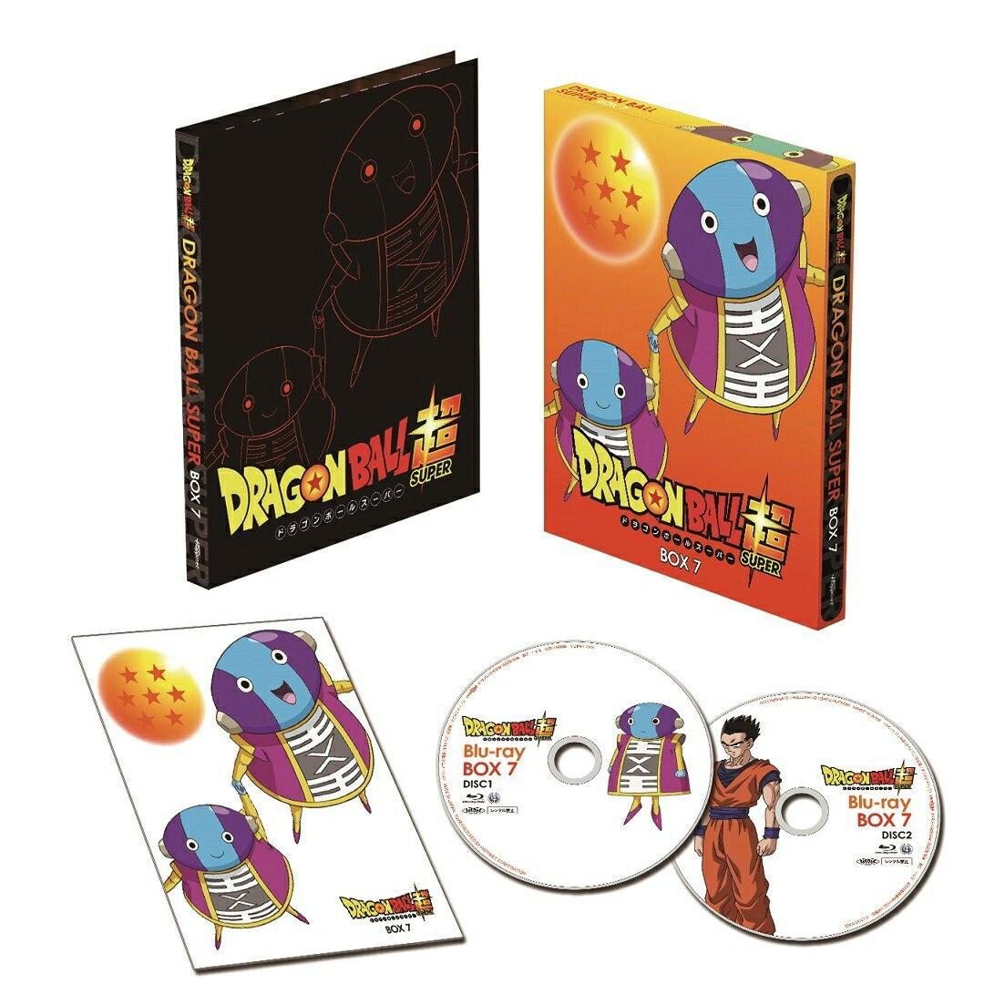 ドラゴンボール超 Blu-ray BOX7【Blu-ray】画像