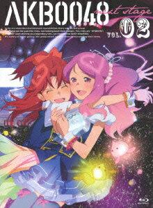 AKB0048 next stage VOL.02【Blu-ray】 [ 渡辺麻友 ]
