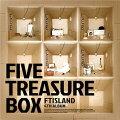 【輸入盤】 4集: FIVE TREASURE BOX