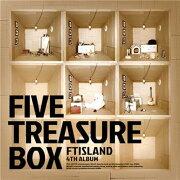 ★ポイント10倍★【輸入盤】 4集: FIVE TREASURE BOX