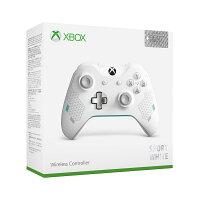 Xbox ワイヤレスコントローラー (スポーツ ホワイト)の画像