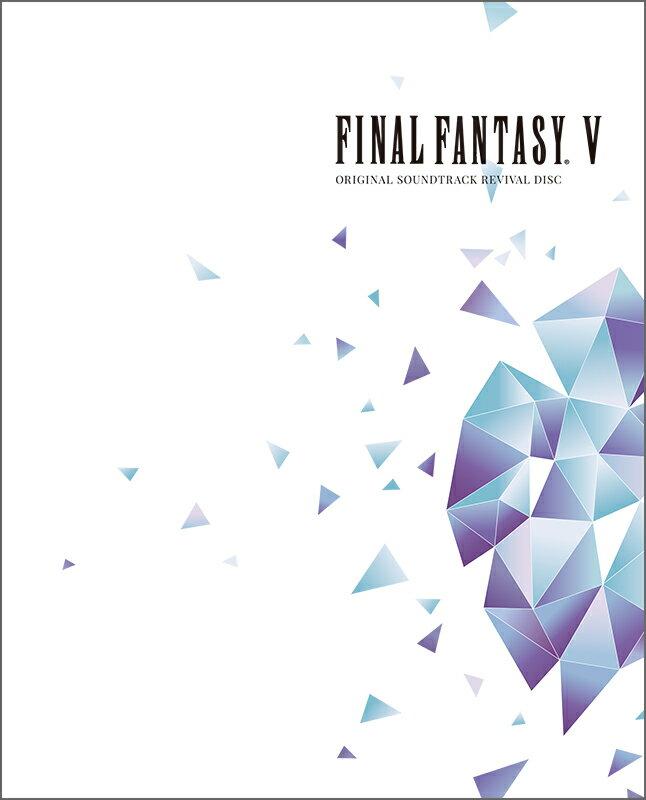 ミュージック, その他 FINAL FANTASY V ORIGINAL SOUNDTRACK REVIVAL DISC(Blu-ray Disc Music)
