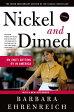 NICKEL AND DIMED(P) [ BARBARA EHRENREICH ]