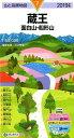 蔵王(2019年版) 面白山・船形山 (山と高原地図)