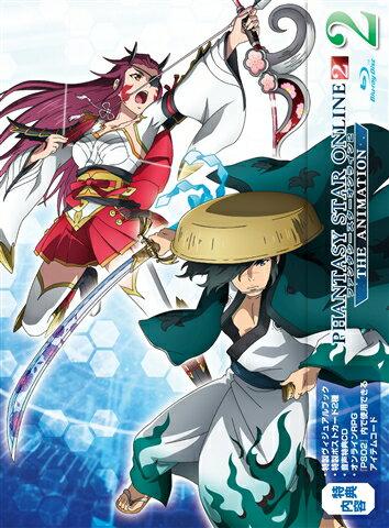 ファンタシースターオンライン2 ジ アニメーション 2【初回生産限定】【Blu-ray】画像