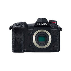 Panasonic デジタル一眼カメラ/ボディ DC-G9-K