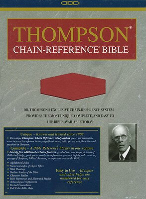 Thompson Chain Reference Bible-NIV [ Frank Charles Thompson ]