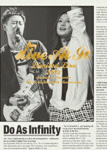 Do As Infinity 13th Anniversary-Dive At It Limited Live 2012-【初回生産限定】【Blu-ray】画像