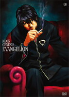 新世紀エヴァンゲリオン DVD STANDARD EDITION Vol.6
