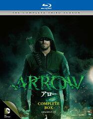 ARROW/アロー<サード・シーズン> コンプリート・ボックス【Blu-ray】