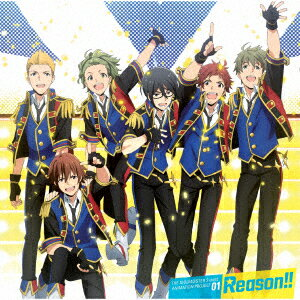 THE IDOLM@STER SideM ANIMATION PROJECT 01「Reason!!」画像