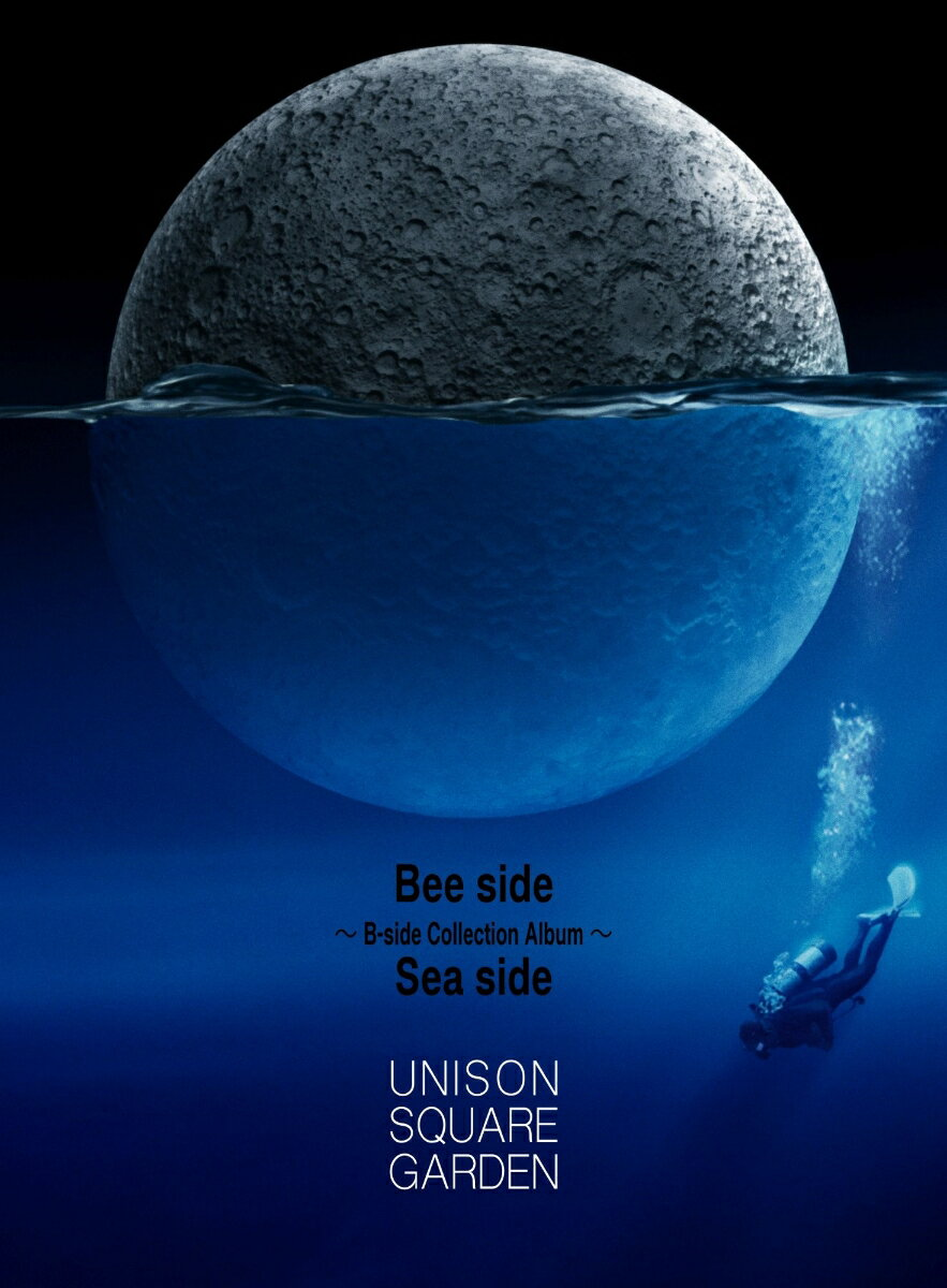 Bee side Sea side 〜B-side Collection Album〜 (初回限定盤B 2CD+DVD+ブックレット)画像