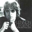 【輸入盤】Lennon Legend - Very Best Of [ John Lennon ]