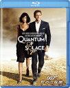 【送料無料】007/慰めの報酬【Blu-ray】 [ ダニエル・クレイグ ]