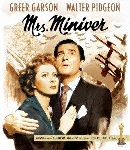 ミニヴァー夫人【Blu-ray】画像