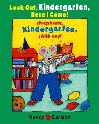 Preparate, Kindergarten! Alla Voy!/Look Out Kindergarten, Here I Come!画像