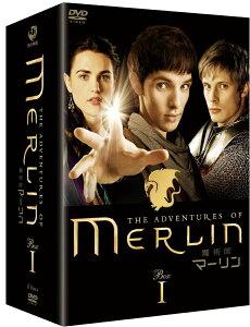 魔術師マーリン DVD-BOX1 [ コリン・モーガン ]