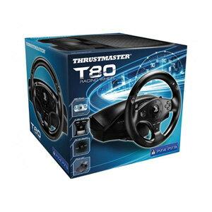 【楽天ブックスならいつでも送料無料】T80 Racing Wheel for PlayStation4/PlayStation3 【正...